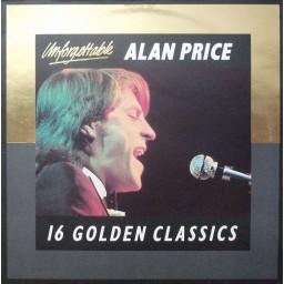 UNFORGETTABLE - 16 GOLDEN CLASSICS