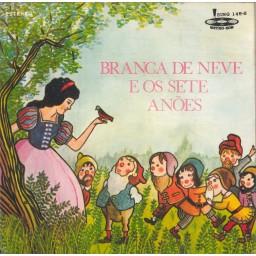 BRANCA DE NEVE E OS 7 ANÕES