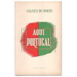 """""""AQUI PORTUGAL"""" DE ARMANDO DE MIRANDA"""