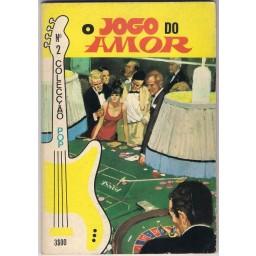 O JOGO DO AMOR (THE BEATLES CONTRACAPA)