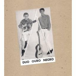 DUO OURO NEGRO - FOTO PROMOCIONAL
