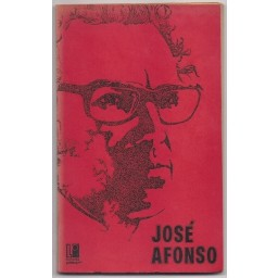 JOSÉ AFONSO (1ª EDIÇÃO)