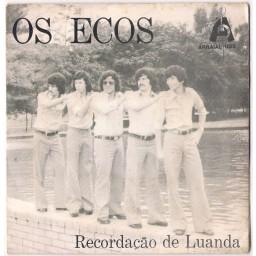 RECORDAÇÃO DE LUANDA / PANTERA NEGRA (EDI. ÁFRICA DO SUL)