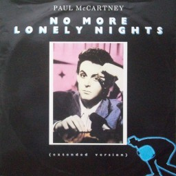 NO MORE LONELY NIGHTS (EXTENDED VERSION)