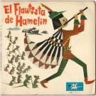 EL FLAUTISTA DE HAMELIN (VINIL COLORIDO)