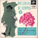 MELODIAS DE SEMPRE Nº7 - (ESPERTEZA SALOIA)