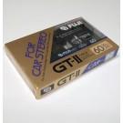CASSETES GT II 60 (SELADO)