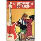 O DESPORTO DO AMOR (THE HOLLIES CONTRACAPA)