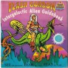 INTERGALACTIC ALIEN GUIDEBOOK (VINYL BOOK)