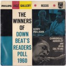 THE WINNERS OF DOWN BEAT'S READERS' POLL 1960