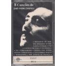 8 CANÇÕES DE JOSÉ MÁRIO BRANCO (SELADO)