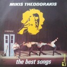 THE BEST SONGS OF MIKIS THEODORAKIS