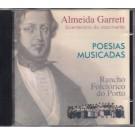ALMEIDA GARRETT - POESIAS MUSICADAS