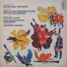 PETER AND THE WOLF & THE YOUNG PERSON'S GUIDE