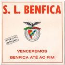 VENCEREMOS / BENFICA ATÉ AO FIM