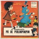 O FAMOSO PÓ DE PIRLIMPIMPIM (EDI. ANGOLA)