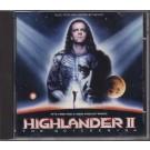 HIGHLANDER II - THE QUICKENING (BSO)