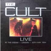 LIVE AT THE LYCEUM-LONDON-20TH MAY 1984